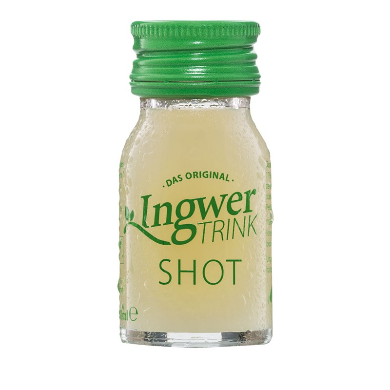 Produktfoto Kloster Kitchen BIO-IngwerTRINK Shot 30ml