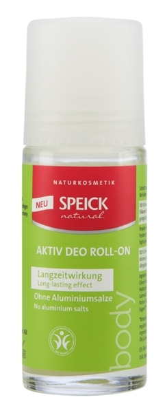 Produktfoto Speick Natural Aktiv Deo Roll-on 50 ml