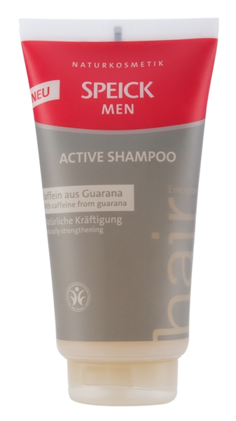 Produktfoto Neu! Speick Men Active Shampoo 150 ml