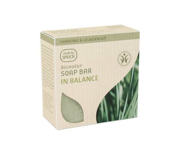 Produktfoto Speick Bionatur Soap Bar In Balance, 100g, made by speick