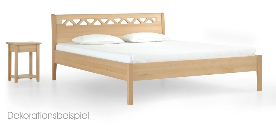 bett initio nerido 3 120 220 cm massivholz buche natur ge lt und gewachst art nr cw nerido3 12. Black Bedroom Furniture Sets. Home Design Ideas