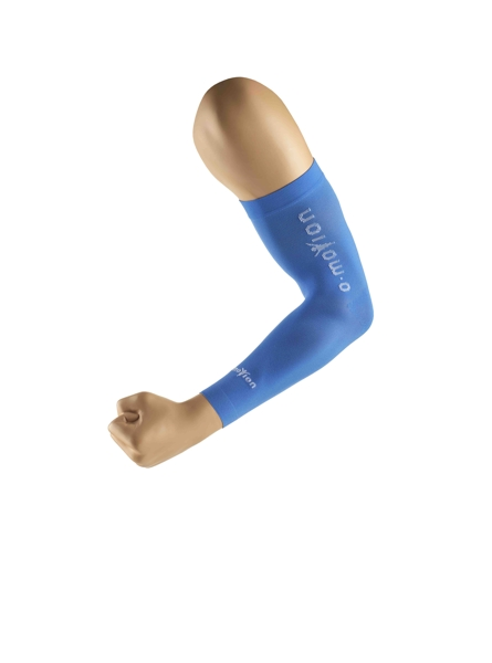 Produktfoto O-motion compression arm tube professional blau unisex