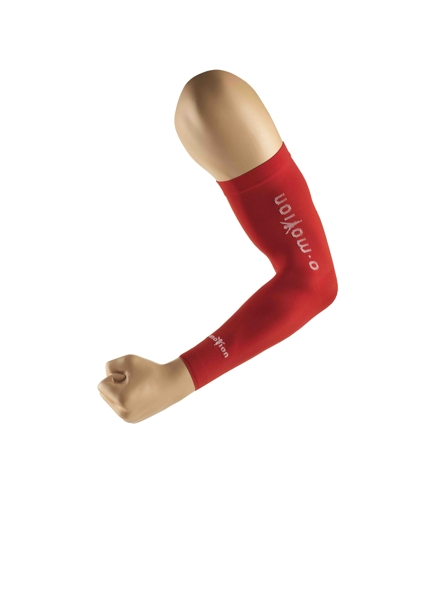 Produktfoto O-motion compression arm tube professional rot unisex