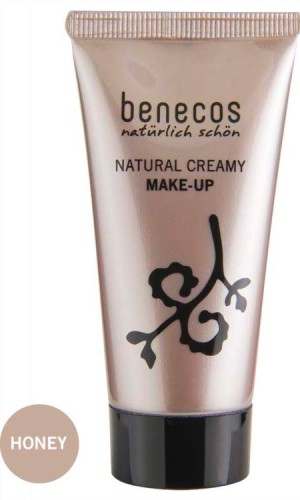 Produktfoto benecos Natural Creamy MAKE-UP honey