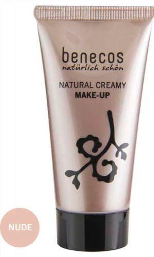 Produktfoto benecos Natural Creamy MAKE-UP nude