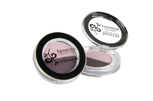 Produktfoto benecos Natural Duo-Eyeshadow fruits