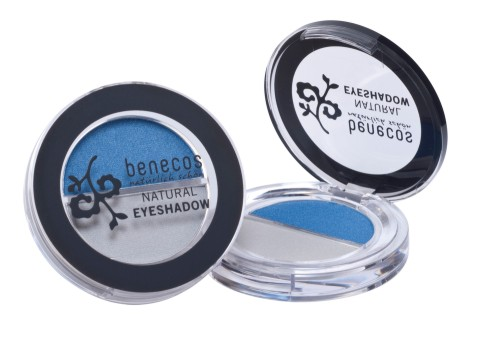 Produktfoto benecos Natural Duo-Eyeshadow noblesse