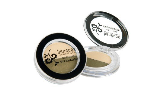 Produktfoto benecos Natural Duo-Eyeshadow jungle