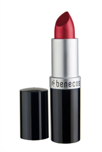 Produktfoto benecos NATURAL LIPSTICK just red
