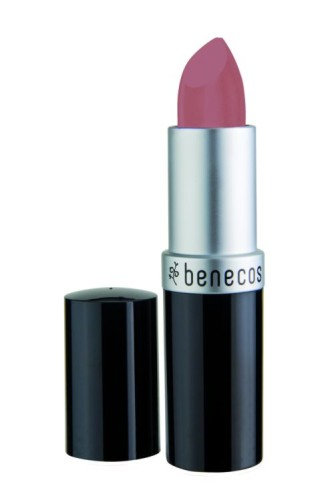 Produktfoto benecos NATURAL LIPSTICK pink honey