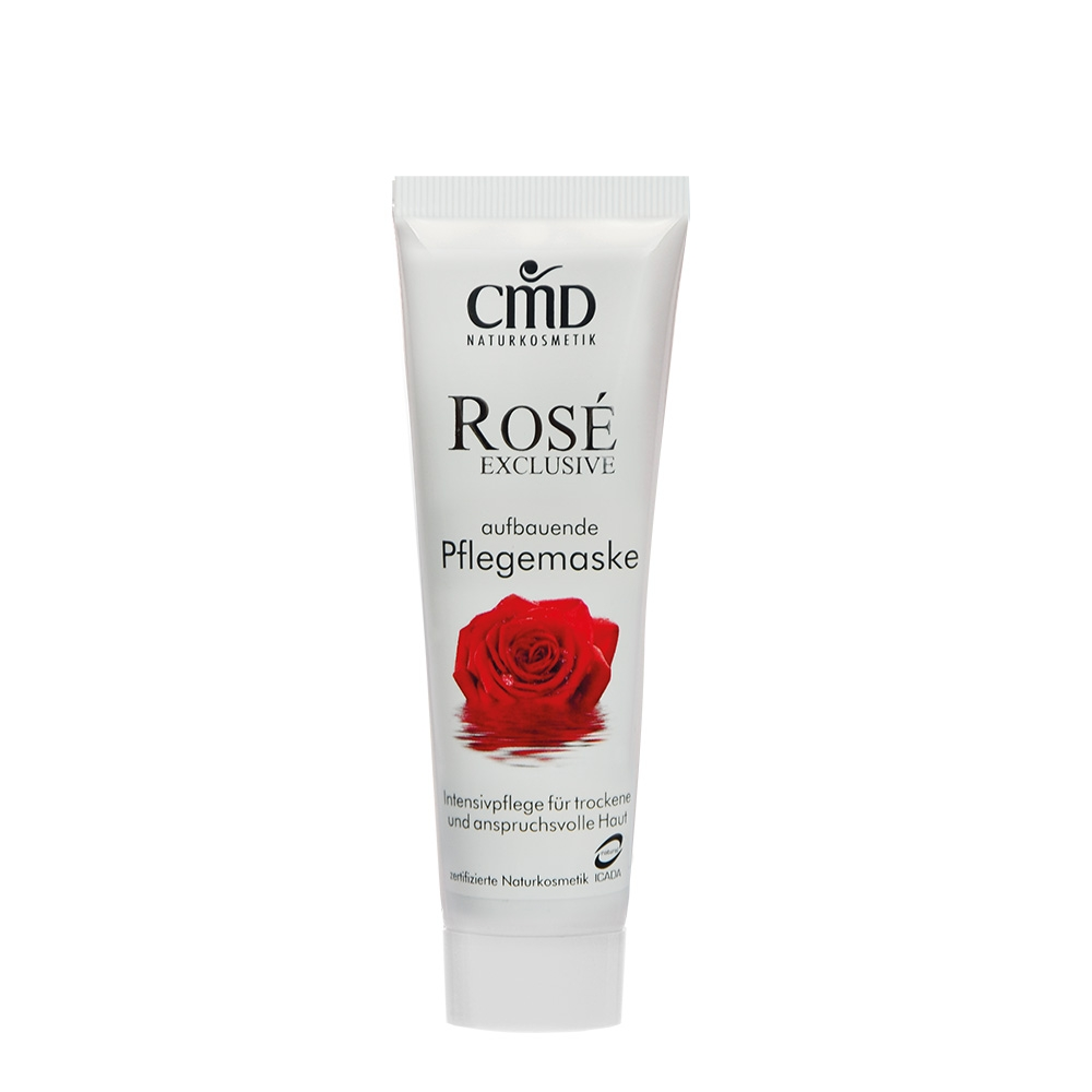 Produktfoto CMD Rose´ Exclusive aufbauende Pflegemaske 50ml