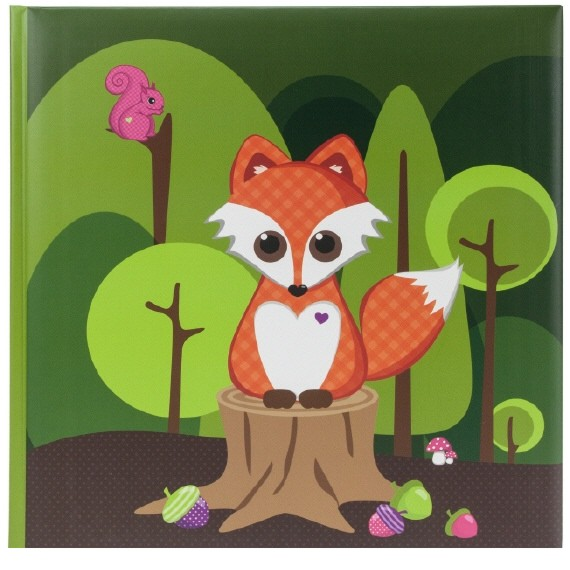 Produktfoto goldbuch Kinderalbum Little Fox