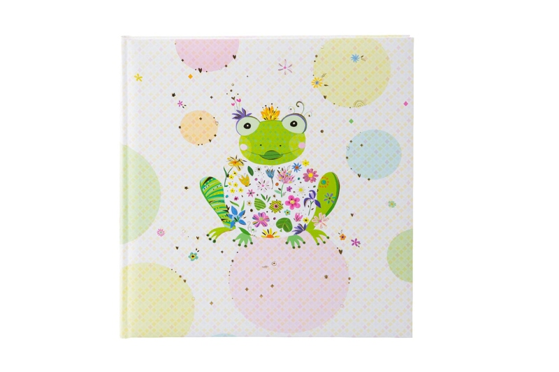 Produktfoto goldbuch Kinderalbum Happy Frog by Turnowsky