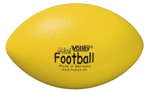 Produktbild VOLLEY Football gelb