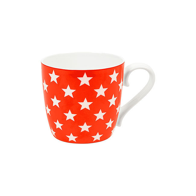 Produktfoto Könitz Becher Colours Polka Stars Strawberry