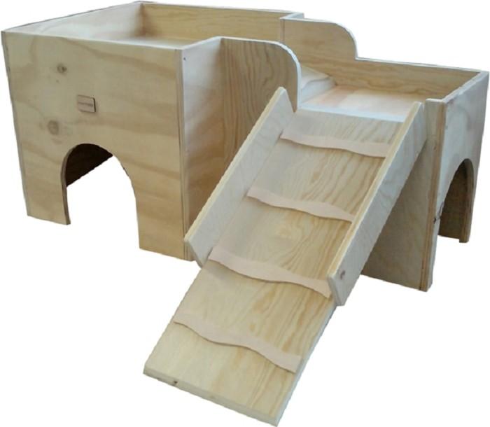 meermade kaninchenburg art nr mma 1030 gutes aus. Black Bedroom Furniture Sets. Home Design Ideas