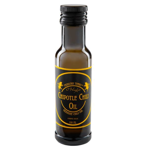 Produktbild Mexican Tears Chipotle Chili Öl 100ml
