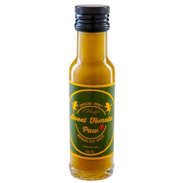 Produktbild Mexican Tears Sweet Tomato Paw Sauce 100ml