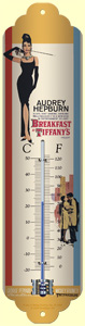 Produktfoto Nostalgic Art Thermometer Breakfast at Tiffanys, 28 cm