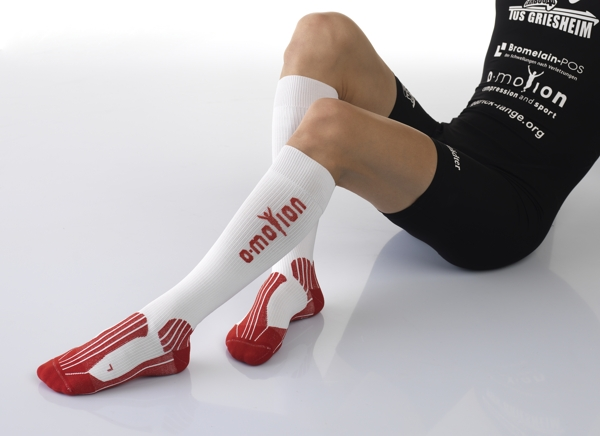 Produktfoto O-motion compression sport socks professional, Gr. 35-38