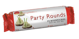 Produktfoto PEMA Party Rounds - die Party Pumernickel 250g