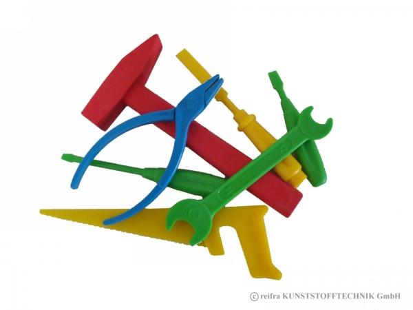 reifra werkzeug set f r kinder 7 tlg art nr rei4027891 freizeit gartenspielzeug gutes aus. Black Bedroom Furniture Sets. Home Design Ideas