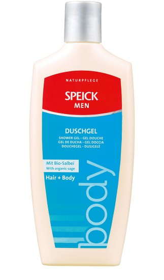Produktfoto Speick Men Duschgel for Hair + Body, 250 ml