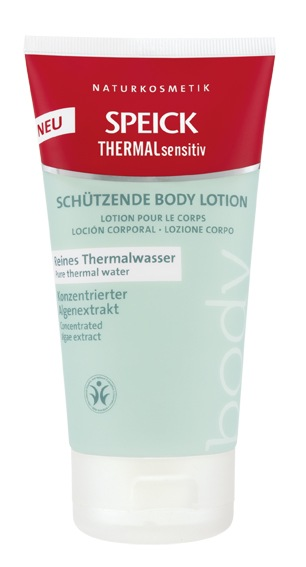 Produktfoto Speick Thermal Sensitiv Body Lotion 150 ml