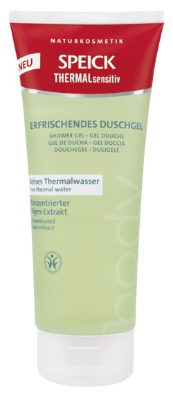 Produktfoto Speick Thermal Sensitive Dusch Gel 200 ml