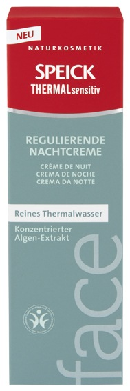 Produktfoto Speick Thermal Sensitive Nachtcreme 50 ml