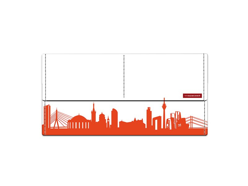 Produktfoto 44spaces City Skyline Lady Purse / Geldbörse