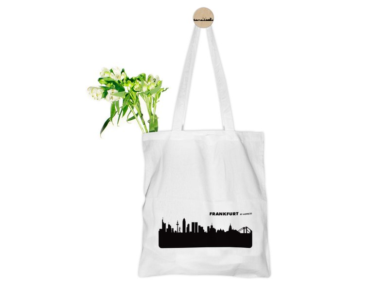 Produktfoto 44spaces City Skyline City Shopper Stoff