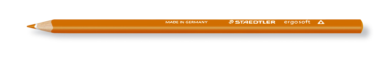 Produktfoto STAEDTLER ergosoft Farbstift - orange