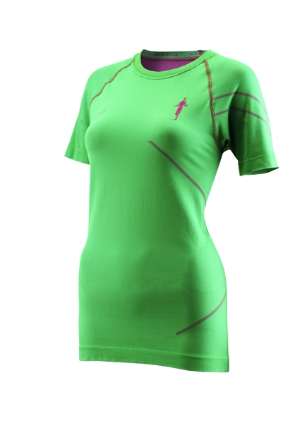 Produktfoto thoni mara runner´s wear DAMEN Summer T-Shirt jade