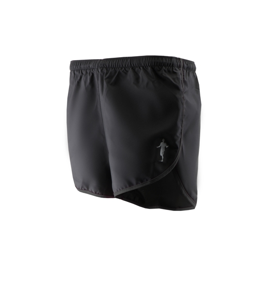 Produktfoto thoni mara runner´s wear DAMEN Basic Speedshort schwarz