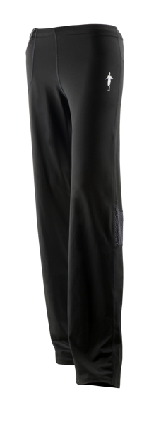 Produktfoto thoni mara runner´s wear DAMEN Basic Jazzpants schwarz