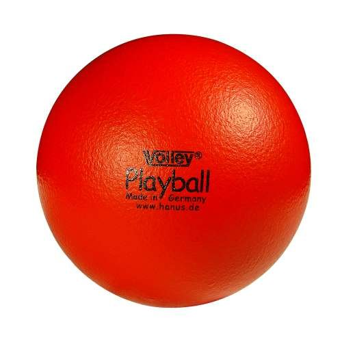 Produktfoto VOLLEY Playball Ball rot
